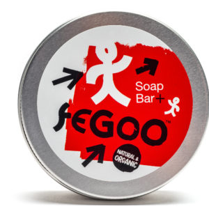 FeGoo Soap Bar Plus Pumice