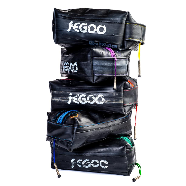 Wash Bag for cyclists