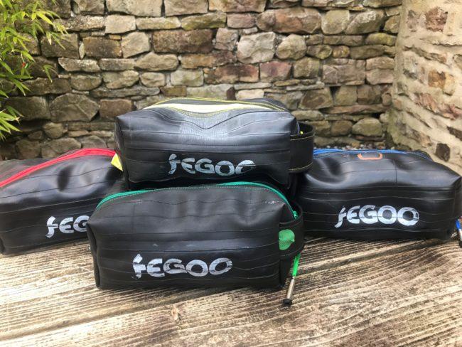 Upcycled Wash Bag