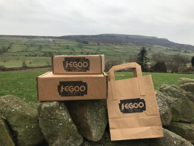 FeGoo plastic free packaging