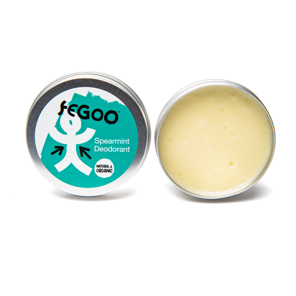 natural and organic deodorant with all day protection