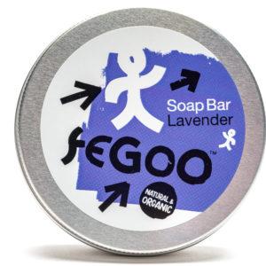 Natural SLS Free Lavender Soap