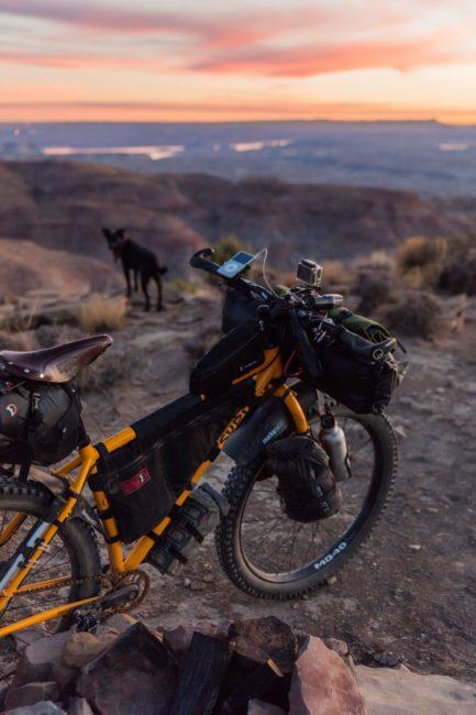 Bike Packing Adventure