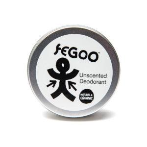 natural aluminium and allergen free deodorant