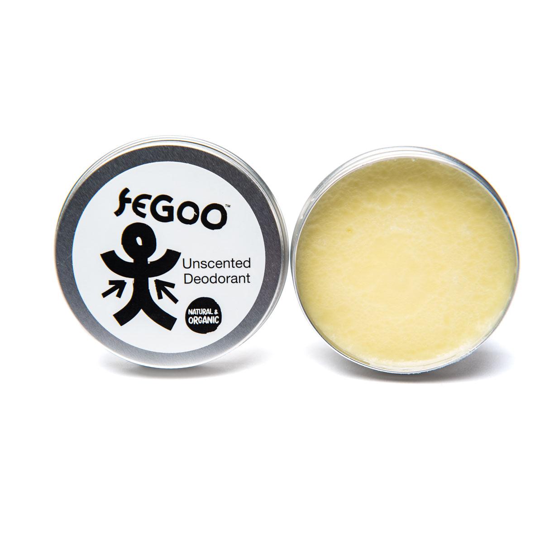 Allergen free natural deodorant
