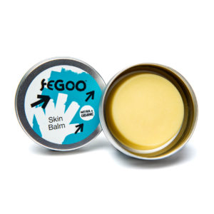 hand, foot, elbow, dog paw moisturiser. Like climb on for climbers but made in the UK